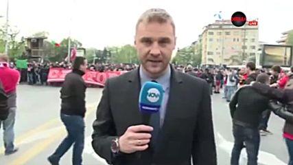 Хиляди участваха в шествието на ЦСКА