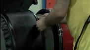Как се правят гумите за F1 - Pirelli Motorsport factory 2013
