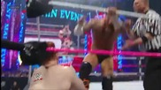 Мейн Евент - Шеймъс срещу См Пънк - Шампион срещу Шампион мач.