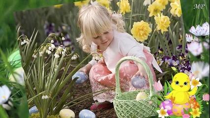 Христос Воскресе! Честит Великден!!!