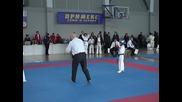 Благотворителен детско-юношески турнир по карате