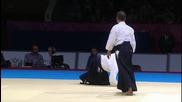 Christian Tissier Shihan at Sportaccord World Combat Games 2013 - Full Demonstration