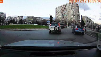 Безрасъдно шофиране