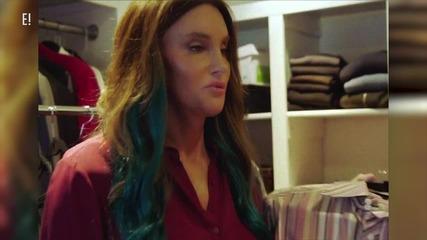 Caitlyn Jenner Rocks Kylie Jenner's Bellami Hair Extensions