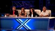 Кристина Дончева - X Factor (09.10.2014)
