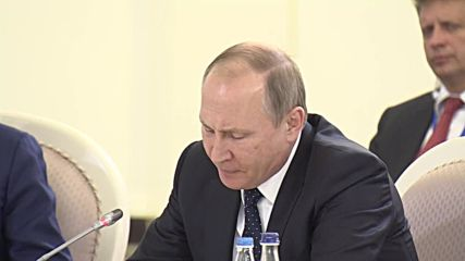 Azerbaijan: Putin meets Aliyev and Rouhani to strengthen trilateral ties