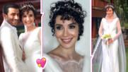 """Инджи от """"Перла"""" се омъжи за втори път! Актрисата си каза """"да"""" с турски бизнесмен"""