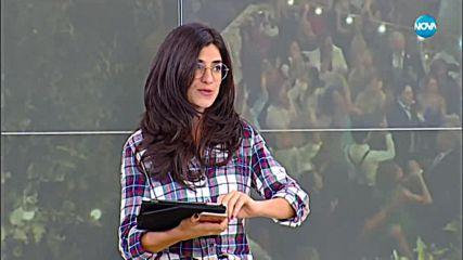 Андреа Банда Банда представя горещите новини от социалните мрежи - На кафе (13.12.2018)