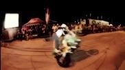 Мото шоу - Stunt trailer