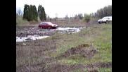 Subaru Awd/4wd Mud Test