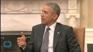 Obama Sees 'Difficult Path' On Israel-Palestinian Conflict
