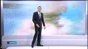 Прогноза за времето (19.11.2014 - обедна)