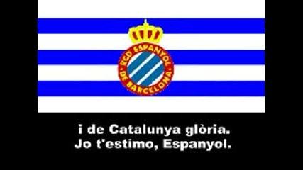 R.c.d. Espanyol - Химн