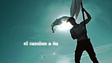 Carlos Rivera - Grito de Guerra ( Lyric Video)
