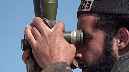 Libya: LNA forces patrol Sirte front line ahead of Libya Conference in Berlin