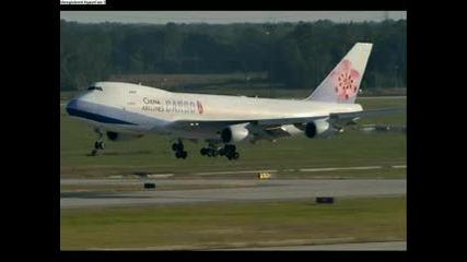 Boeing 747 Slideshow Картинки На Боинг 747