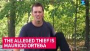 Том Брейди си взе открадната тениска чрез ФБР