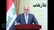 Ahead of US Visit, Iraqi Prime Minister Says More Support Needed to 'finish' IS Group