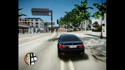 Gta Iv_ San Andreas Map beta & Real Car Mod Pack