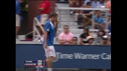 Надал с лека победа на US Open, отложиха мача на Федерер