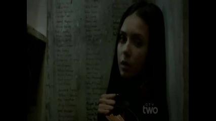 lovely moment ^.^ Stefan & Elena
