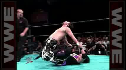 Jerry Lynn vs. Tajiri vs. Super Crazy_november to Remember 1999
