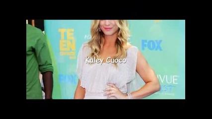 Коя е най - добре облечената звезда на Teen Choice Awards 2011?