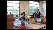 Тренировка На Отбор По Вдигане Тежести