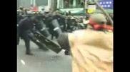 Японската Полиция Не Си Поплюва