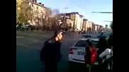 Ескорта на Владимир Путин пристигна у нас 13.11.2010