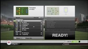 Fifa 12 Лицата от отборите Chealsea,united,real Madrid,tottenham,liverpool,aston Villa + як гол *hd*