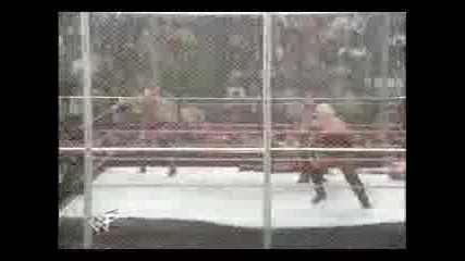 WWF Armageddon 2000 -   Hell in a Cell