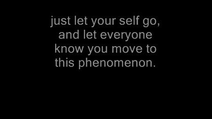 Thousand Foot Krutch - Phenomenon (lyrics)