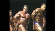 Bodybuilding - Mr Olympia 1994 (1st Dorian Yates)