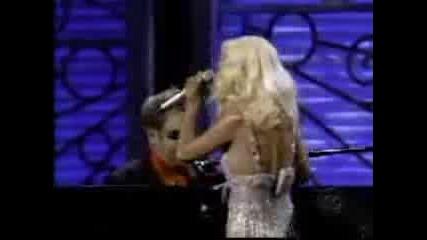 Christina Aguilera & Elton John