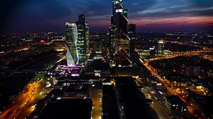 Araund Moscow City 2016