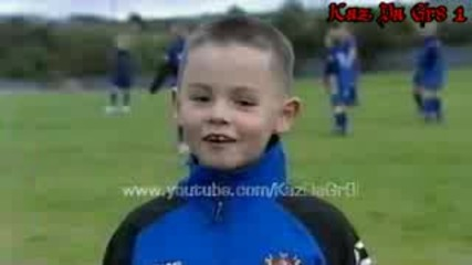 Dimitar Berbatov Interviewed By Kids