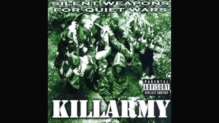 Killarmy - Silent Weapons For Quiet Wars [ Full Album ]