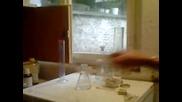 химични опити - - - призрак