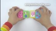 Как да направим сладки малки кутии за подаръци
