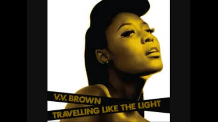 ** превод ** Vv Brown - Back In Time ( The Vampire Diaries S01e04 )