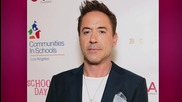 Robert Downy Jr. Shares First Photo of Baby Avri