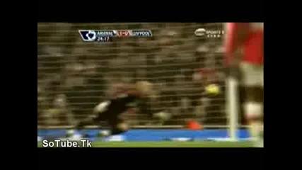 Арсенал 1 - 1 Ливърпул