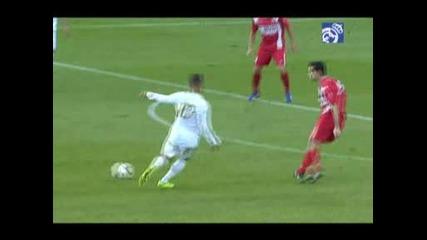 Real Madrid Castilla 3 - 0 S.s de los Reyes