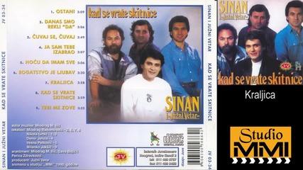 Sinan Sakic i Juzni Vetar - Kraljica (Audio 1990)