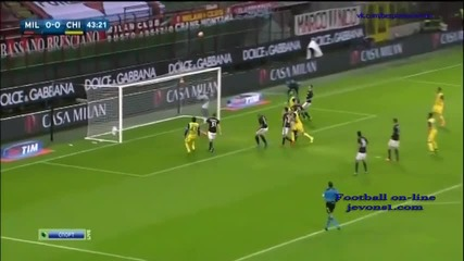 Милан - Киево 1:0