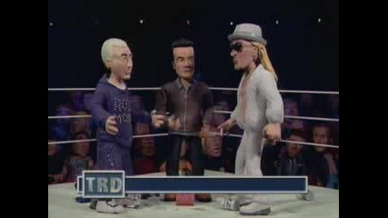 Celebrity Deathmatch - Kid Rock Vs. Eminem