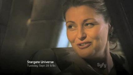 Stargate Universe season 2 - Edge of Existence Trailer