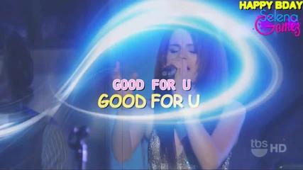 Happy Bday Selena Marie Gomez!