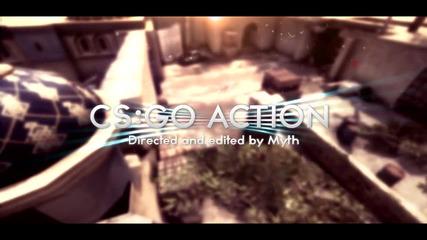CS:GO Action #6 - jw, byali, fifflaren, apex by Myth